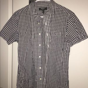 Forever 21 Short Sleeve Button-up